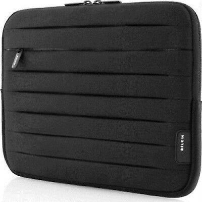 BELKIN Pleated Protective Neoprene Sleeve Carry Case  Ipad or Tablets F8N277cw