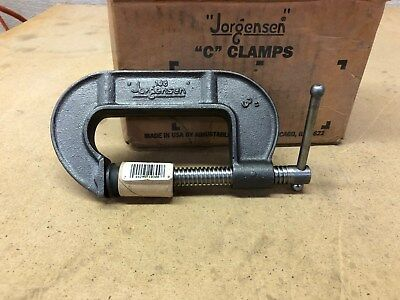 "#103 Adjustable Clamp/jorgensen 3"" Carriage Clamp"
