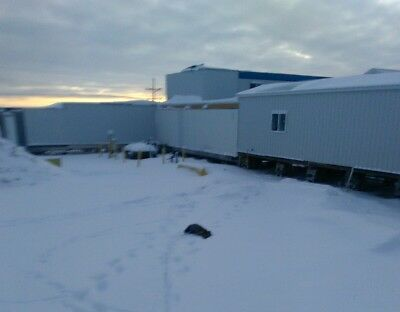 Double Decker Used Atco - style trailer Package. Total of 16 trailers