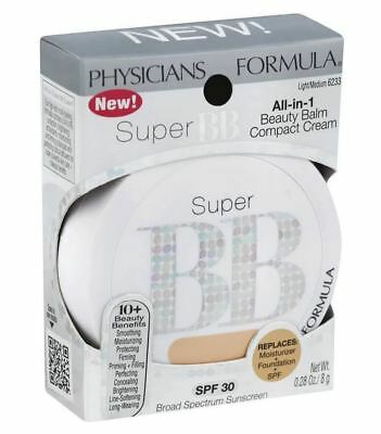 Physicians Formula Super BB All-In-1 Beauty Balm SPF 30 Light/Medium 6233 - C9