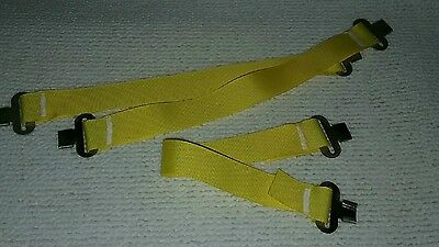 Bullard 502 Ribbon and clips