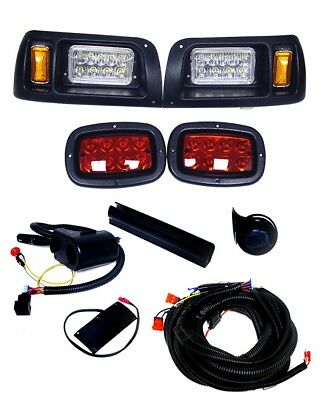 CLUB CAR DS DELUXE LED LIGHT KIT (wrap around) 1993+