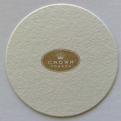 Crown Towers Coaster (B342)