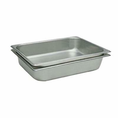Full Size Steam Table Pan Straight-Sided 25 Gauge 4