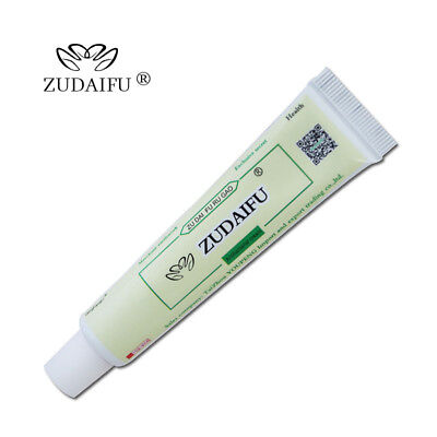 6 pcs ZUDAIFU Body Skin Problems Psoriasis Creams Skin Care