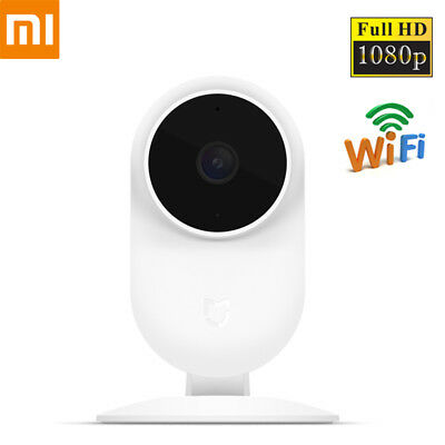Xiaomi Mijia FHD 1080P Smart IP Security Camera WiFi IR Night Vision 2-Way Audio