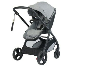 Steelcraft Savvi Stroller - Grey Melange