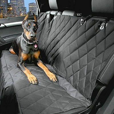 Heavy Duty Quilted Pet Dog Car Rear Seat Cover FOR Ford Ranger Wildtrack