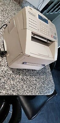 *** NO RESERVE Brother Fax-8360P Laser Fax Machine with Copy German commercial!!