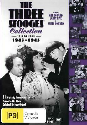 The Three Stooges Collection: Volume 4 - 1943-1945