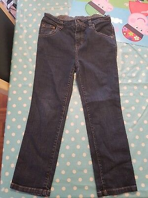 Cool Candy By Colleen Age 6-7 Jeans With An Adjustable waist