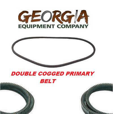 Usa Made Double Cogged Primary Belt John Deere M154897 M172924 X Series Cuts
