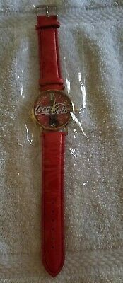 New in package Coca-Cola Watch with Red Band