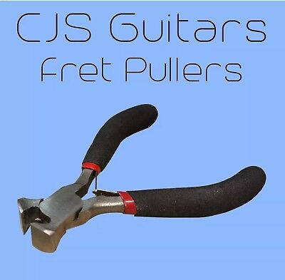CJS Guitars Fret Pullers. Guitar Tool. Precision Luthiers Tool. FP-003