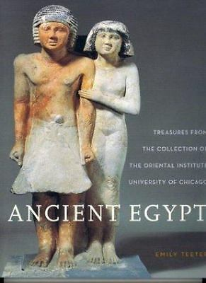Ancient Egypt: Treasures from the Collection of the Oriental Institute-ExLibrary