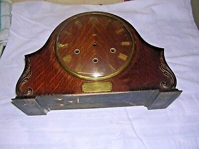 Clock  Parts , Clock Case, Smiths   Good