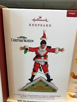 Hallmark 2018 Christmas Vacation Movie Ornament A fun Old Fashioned Family