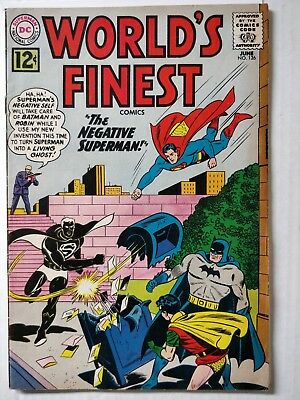 World's Finest #126  June 1962