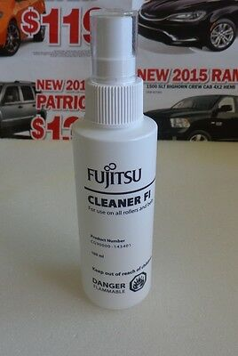 Fujitsu Cleaner F1 for Scanner All Roller & Belt Cleaning (100 ml )