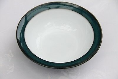 Denby Greenwich Green Cereal Bowl -  6 In or 15.9 cm