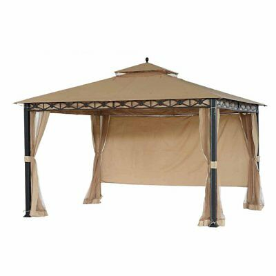 Sunjoy 10 x 12 ft. Replacement Canopy Cover for L-GZ425PST Gazebo
