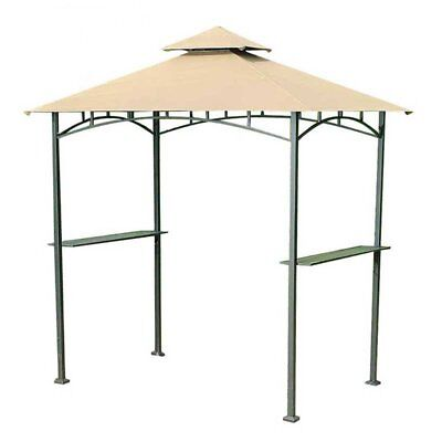 Sunjoy 5 x 8 ft. Replacement Canopy Cover for L-GZ238PST-11C1 - Grill Gazebo
