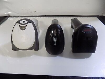 Honeywell,Cipher Lab Scanners Lot of 3