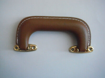 rivets w plastic,nickel b Black for Fender and other Guitar case handle