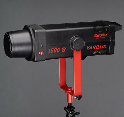 Multiblitz Varilux 1500 S 1500 Ws Flash Head