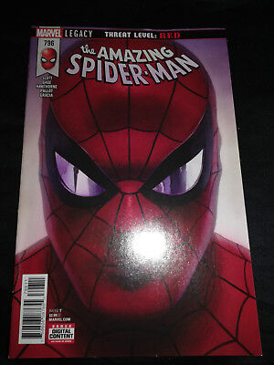 Amazing Spider-Man #795 A ALEX ROSS VF 1st print SOLD OUT