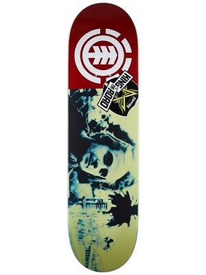 "Element - KOTR Madars Head 8.25"" Skateboard Deck"
