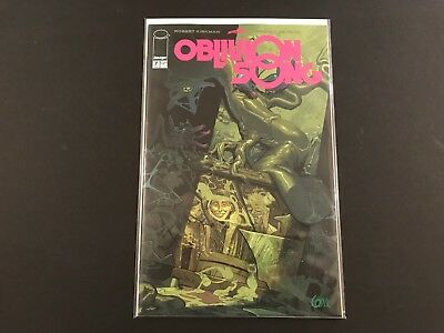 Oblivion Song #7 (2018) NM Image Comics 1st Print