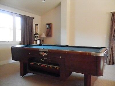 Valley Pool Table (1962)