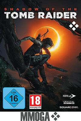Shadow of the Tomb Raider Key - Standard - STEAM PC Spiel Digital Donwload Code