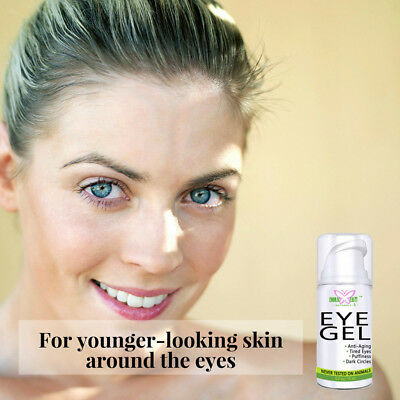 Best Eye Gel Cream for Wrinkles, Fine Lines, Dark Circles, Puffiness, and Bags