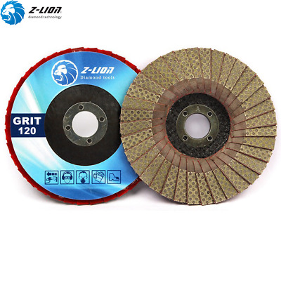 50Pcs 25x5x3mm Sandpaper Grinding Mounted Point Flap Wheel Rotary Tool 120#~320#