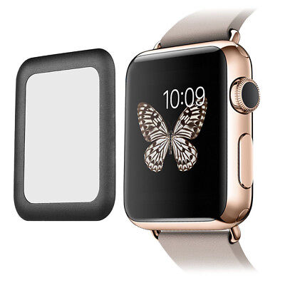 Top Sale 42mm Covered Tempered Glass Screen Protector For Apple Watch Series us