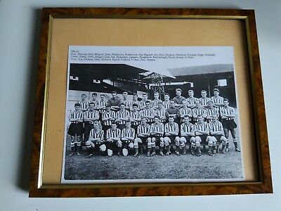 Sheffield United Team Picture 1961-62