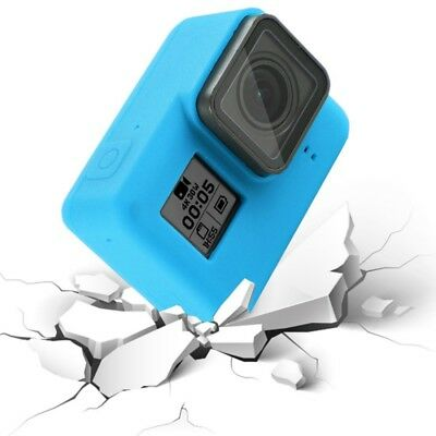 Silicone Camera Protective Lens Glass Lens Cover Replacement For GoPro Hero 5 6