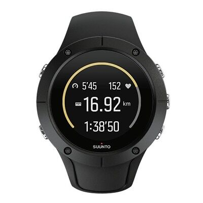 SUUNTO Spartan Trainer Wrist HR - compact multisport GPS watch (black) NEW
