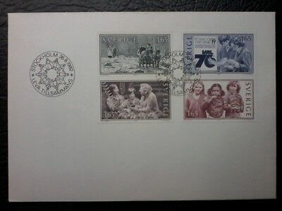 Sweden, 1982 First Day Cover,Stockholm,C&S,#1458B