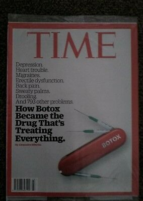 Time Magazine How Botox Became The Drug That's Treating Everything