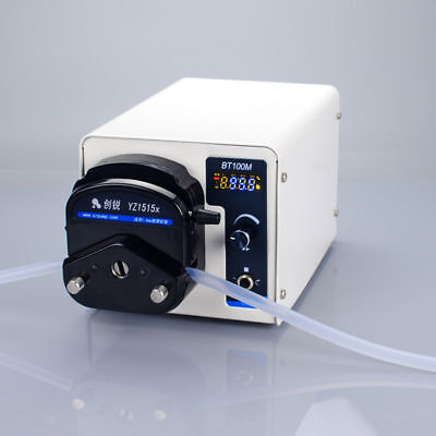 BT100M / YZ1515x Intelligent Flow Type Peristaltic Pump Constant Flow T