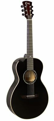 Faith Eclipse Mercury Electro Acoustic Guitar (LEFT-HANDED) w/scoop  + hard case