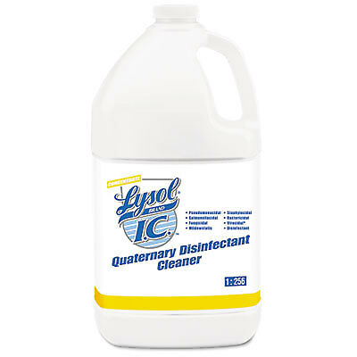 Quaternary Disinfectant Cleaner, 1gal Bottle