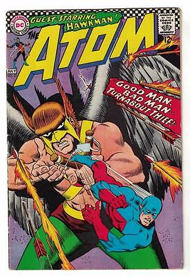 DC Comic ATOM Silver age  #31 FN  superman 1967