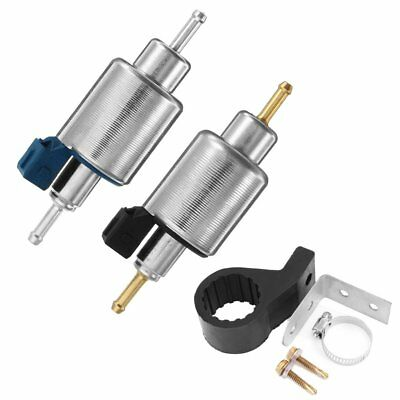 24V12V Oil Fuel Pump Kit w/ Bracket For 2KW to 5KW Webasto Eberspacher Heaters
