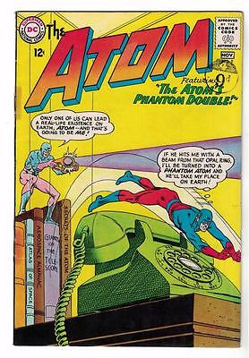 DC Comic ATOM Silver age  #9 FN- 5.5  superman 1965