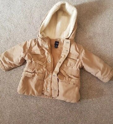 Baby boy gap 12-18 months coat