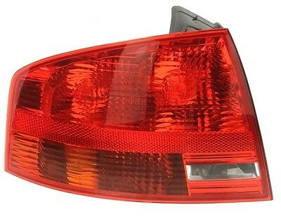 Audi A4 B7 04-08 Left Rear Lamp Light Saloon